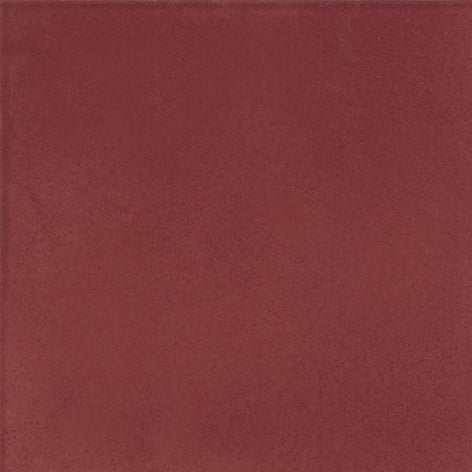 MonoColor - Bordeaux - 20x20cm - Outlet Della Ceramica | Ceramica Outlet