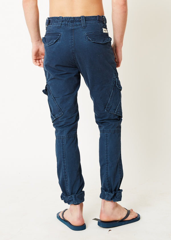 Cargo Utility Trousers Ink