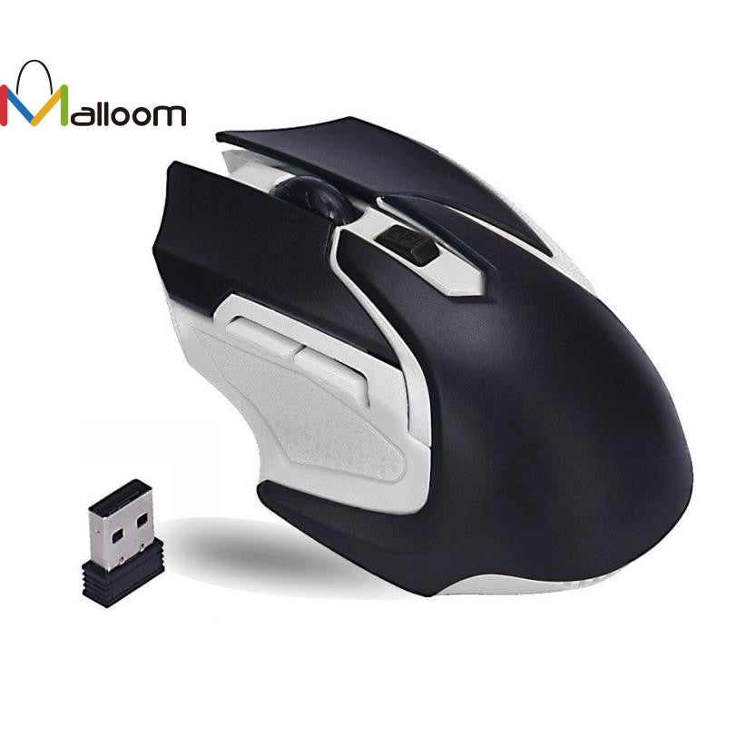 Raton Gamer 3200DPI 2.4GHz Wireless