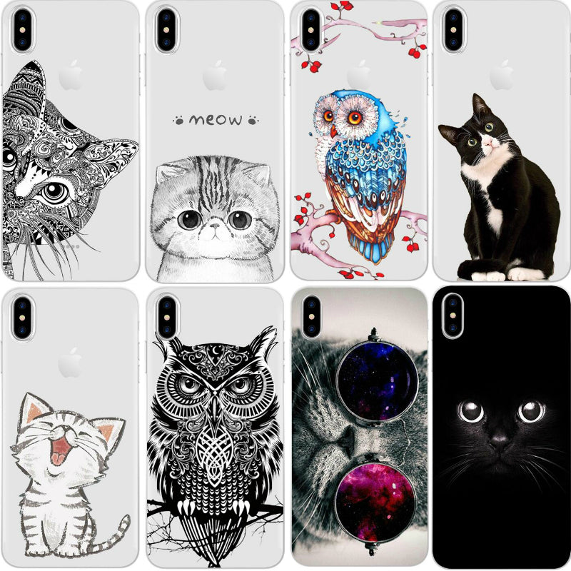 Fundas de Animales - iPhone y RedNote