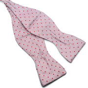 Herrernes Magasin Bow Tie Pink Red Dot
