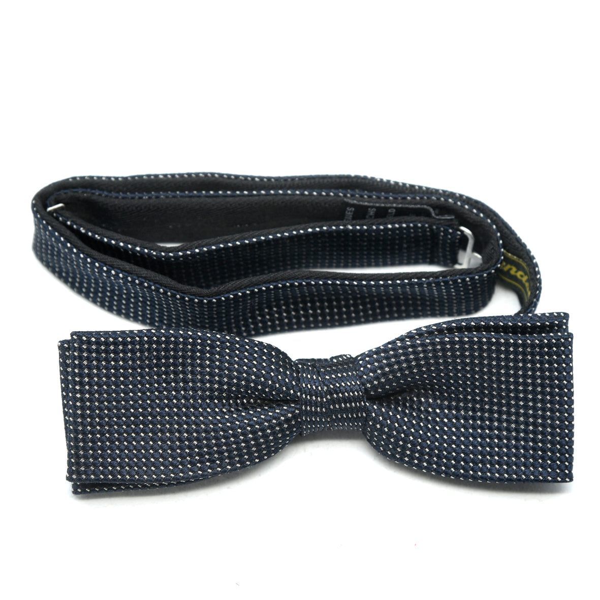 Herrernes Magasin Bow Tie Black White Dots