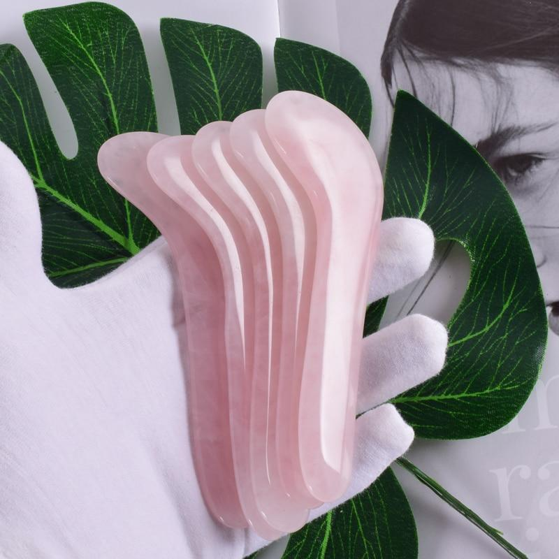 Rose Quartz Gua Sha