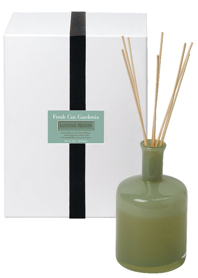 Fresh Cut Gardenia Reed Diffuser