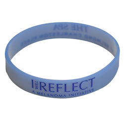 I Will Reflect wristband