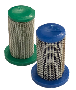 SPRAY TIP STRAINERS