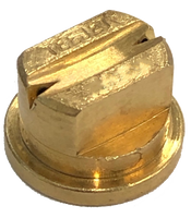 TEEJET DOUBLE OUTLET  BRASS TIPS
