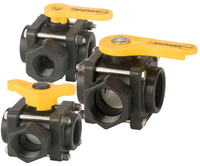 3 WAY SIDE LOAD VALVES