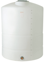 *POLY VERTICAL TANK - 1000 GALLON