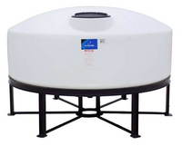 "*CONE TANK, 90"", 15 DEGREE, 1000 GALLON"