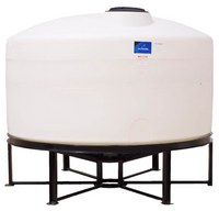 "*CONE TANK; 1200 GAL. 90"", 15 DEGREE"