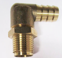 BRASS NOZZLE BODY ELBOW