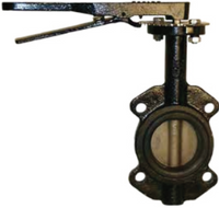 BUTTERFLY VALVES (CAST IRON)
