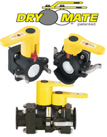 DRY-DISCONNECT VALVES - DRY MATE