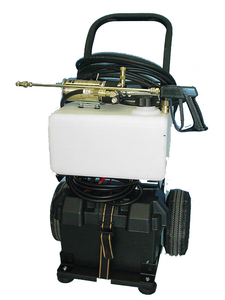 Fly Fogger/Sprayer with Cart