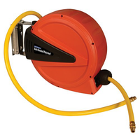**RETRACTABLE HOSE REEL; 30'