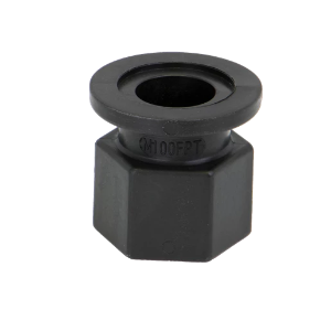 "FLANGE ADAPTER; 1"" X 1"" FPT"