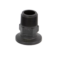 "FLANGE ADAPTER; 1""  X 1""  MPT"