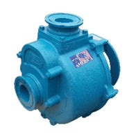 *PUMP ONLY - JOHN BLUE - WET SEAL -  FLANGE -  400 GPM