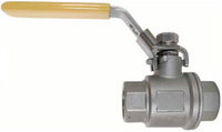 STAINLESS STEEL LOCKING BALL VALVES