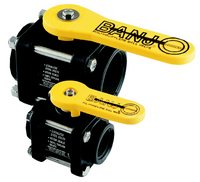4 BOLT BALL VALVES