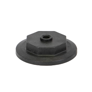 "FLANGED PLUG; 2"" STD X 1/8"""