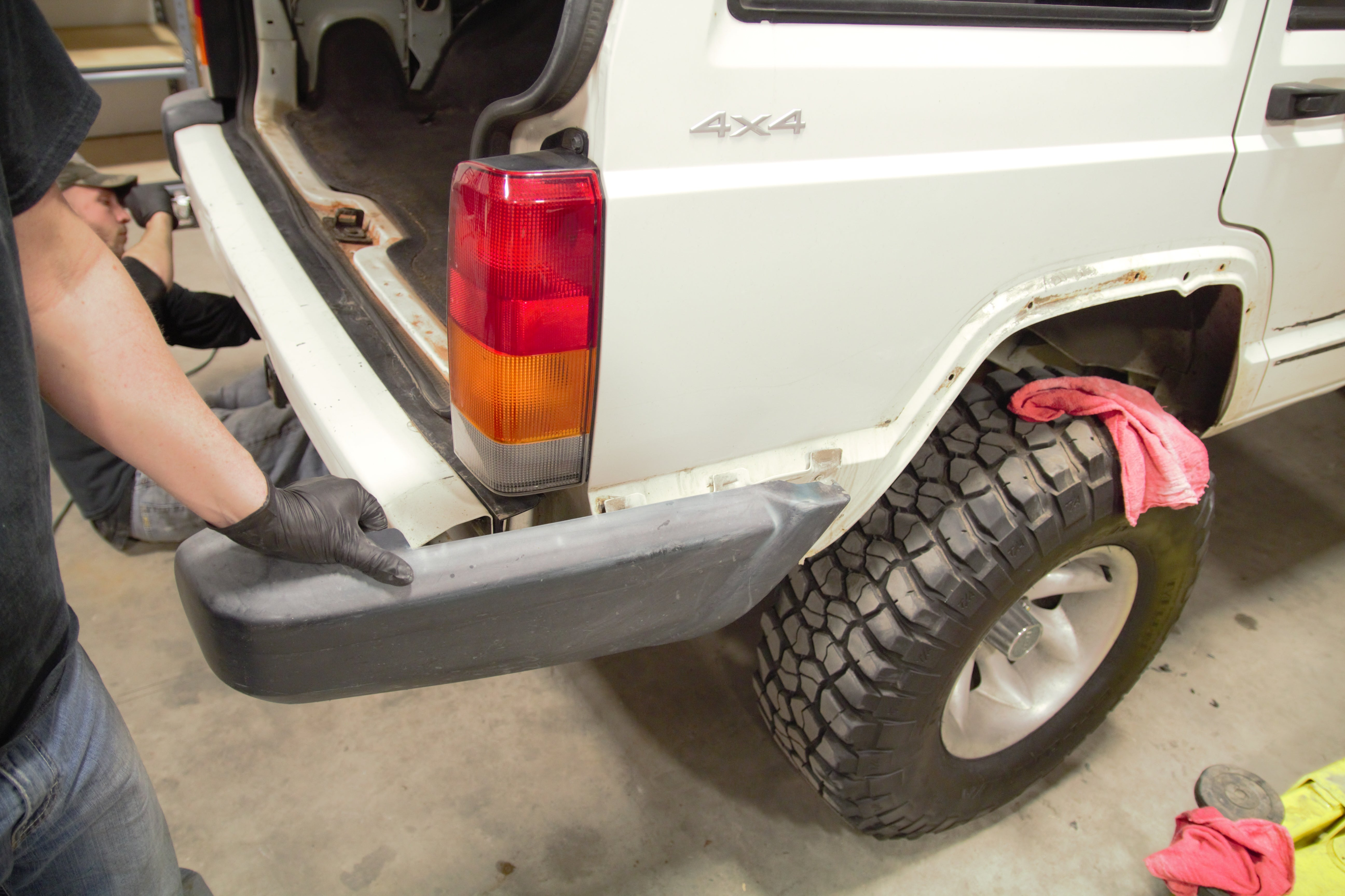 X-Max Fender Flare Instructions – Notch Customs