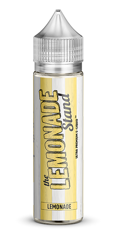 The Lemonade Stand : Fresh Lemonade (60ml)