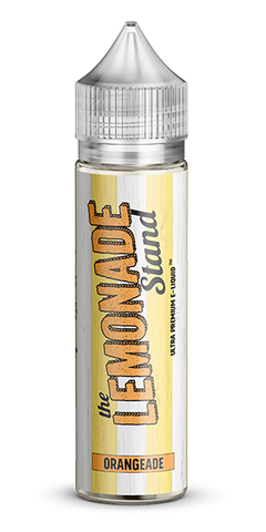 The Lemonade Stand : Orangeade (60ml)