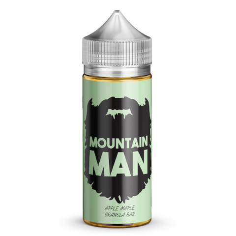 Mountain Man : Apple Maple Granola Bar (100ml)