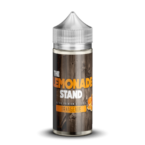 The Lemonade Stand : Orangeade (100ml)