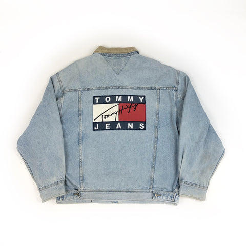 Vintage Tommy Jeans Denim Jacket (L)