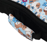 CLOUDMUSIC Animals Pattern Hawaiian Ukulele Bag Ukulele Case little bear