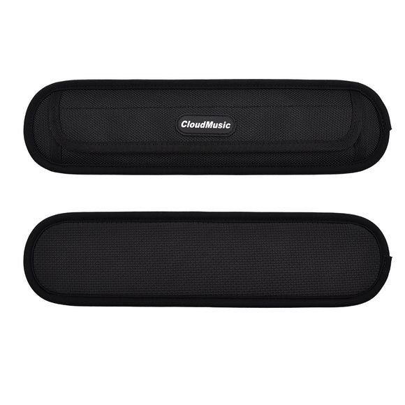 CLOUDMUSIC Strap Shoulder Pad Pressure Release For Guitar Straps Computer Case Straps