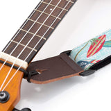 CLOUDMUSIC Ukulele Strap (Strap, Sailboard and Palm)