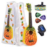 CloudMusic Pineapple Soprano Ukulele Kits