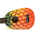 CLOUDMUSIC Pineapple Soprano Ukulele Kits CM-PAS