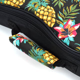 CLOUDMUSIC Pineapple Ukulele Case Ukulele Bag CMB18-05