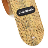 CLOUDMUSIC Guitar Strap CM-PGS017