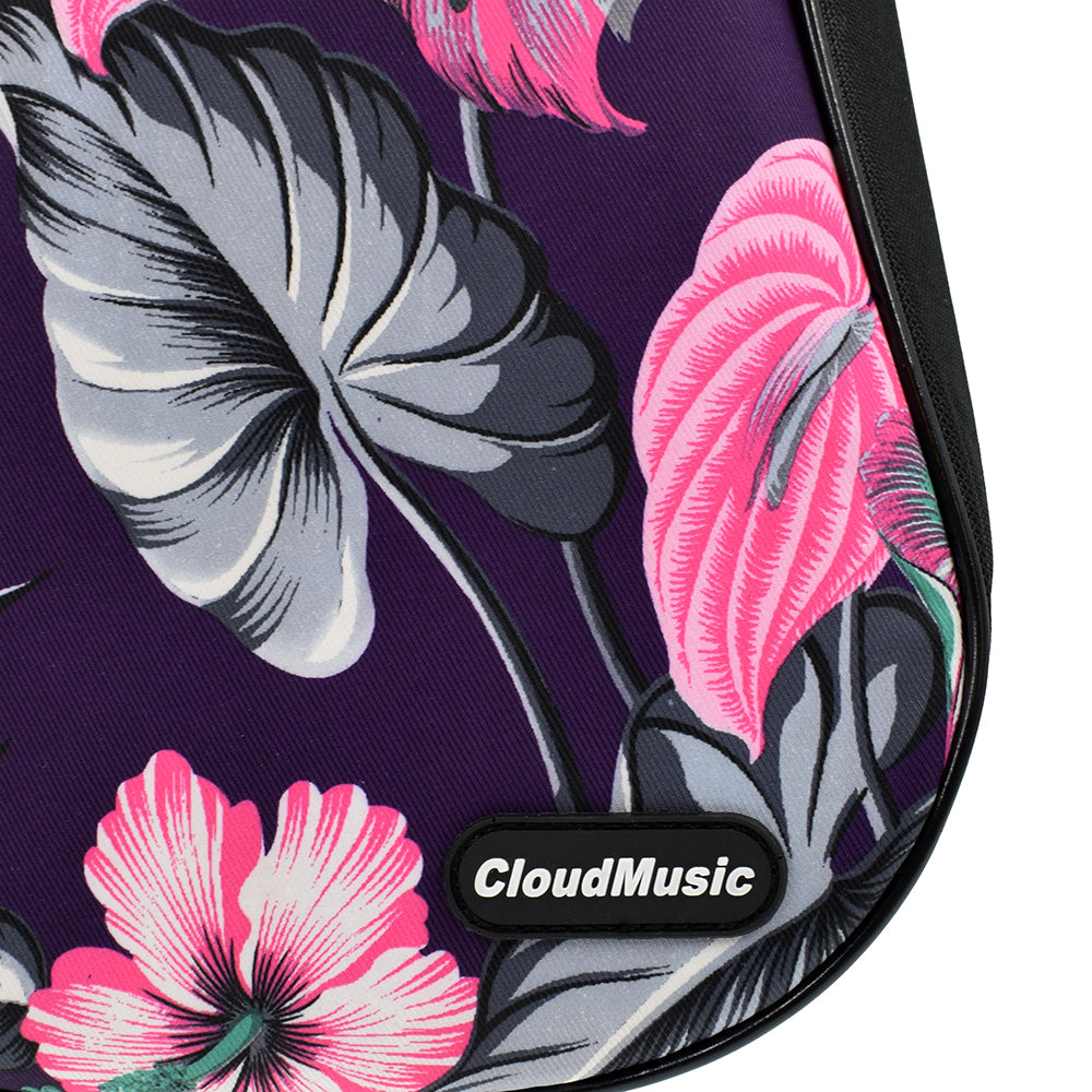 Cloudmusic Ukulele Case Water Resistant Waterproof Ukulele Backpack Ha