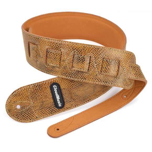 CLOUDMUSIC Guitar Strap CM-PGS01