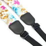 CLOUDMUSIC Ukulele Strap No Drilling Pineapple J Hook Clip On Ukulele Strap Ukulele Belt For Soprano Concert Tenor Ukulele