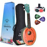 CloudMusic Watermelon  Soprano Ukulele  Kit