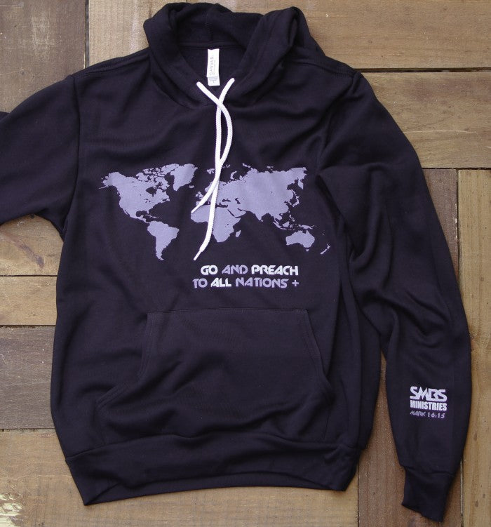 World map hoodie purple smbs ministries world map hoodie purple gumiabroncs Image collections