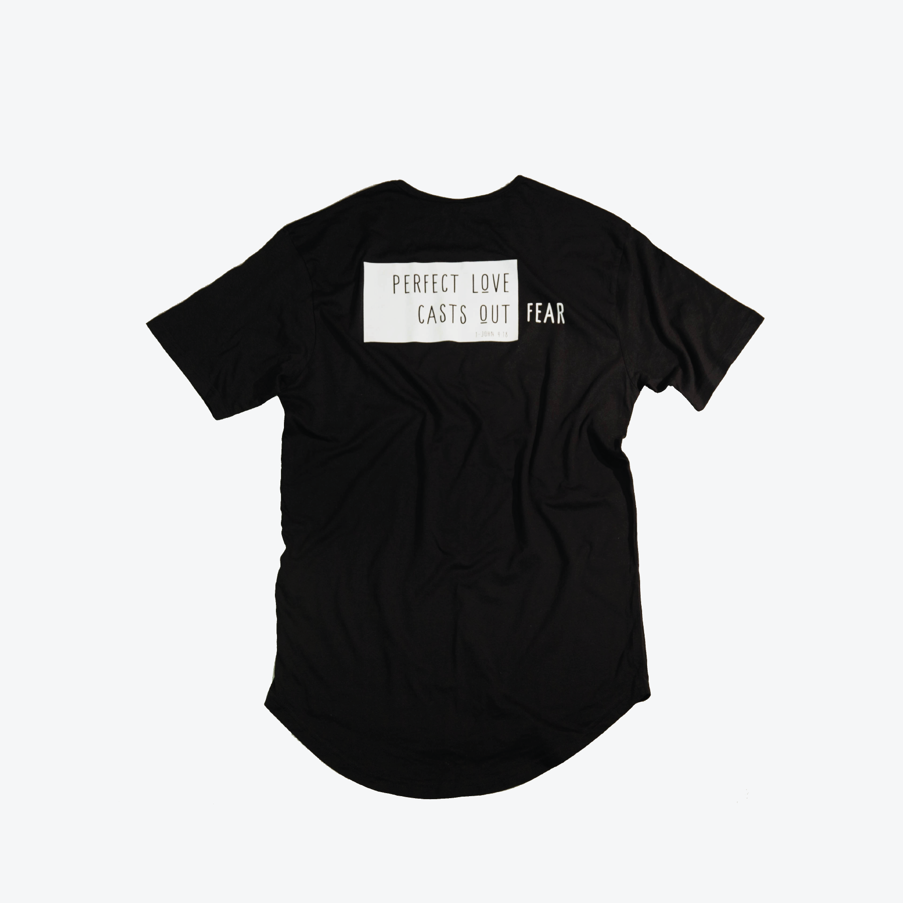 Fear Is a Liar - Scoop Shirt
