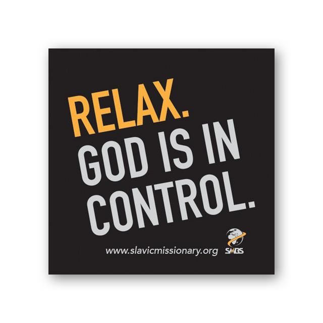 """Relax"" Magnet"