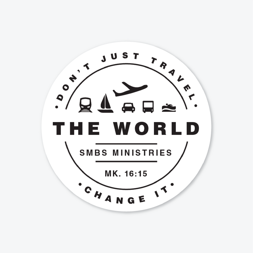 The World Sticker