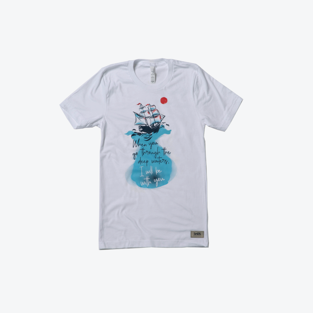 Deep Waters-Shirt