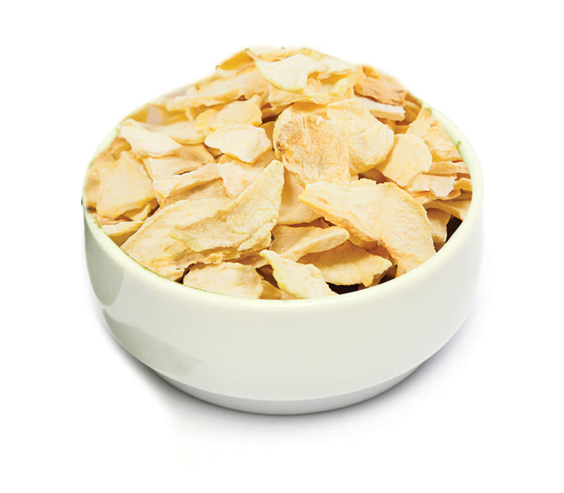 Organic Apple Slices Dehydrated
