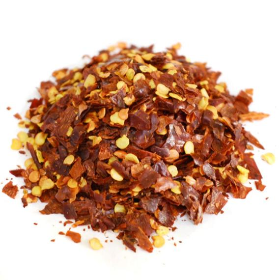 Organic Red Chilli Flakes